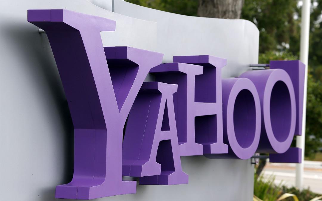 Yahoo renunta la parole